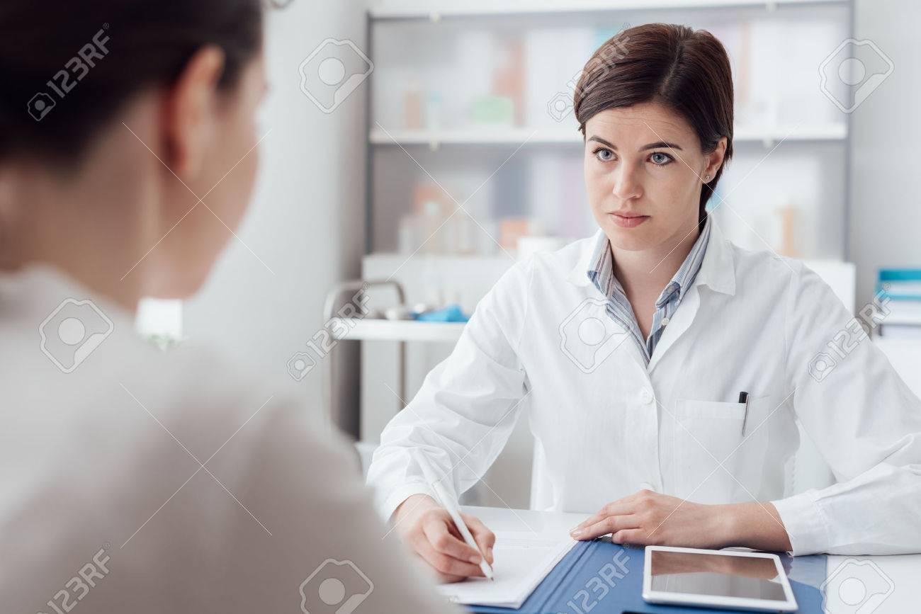 rencontre avec un patient