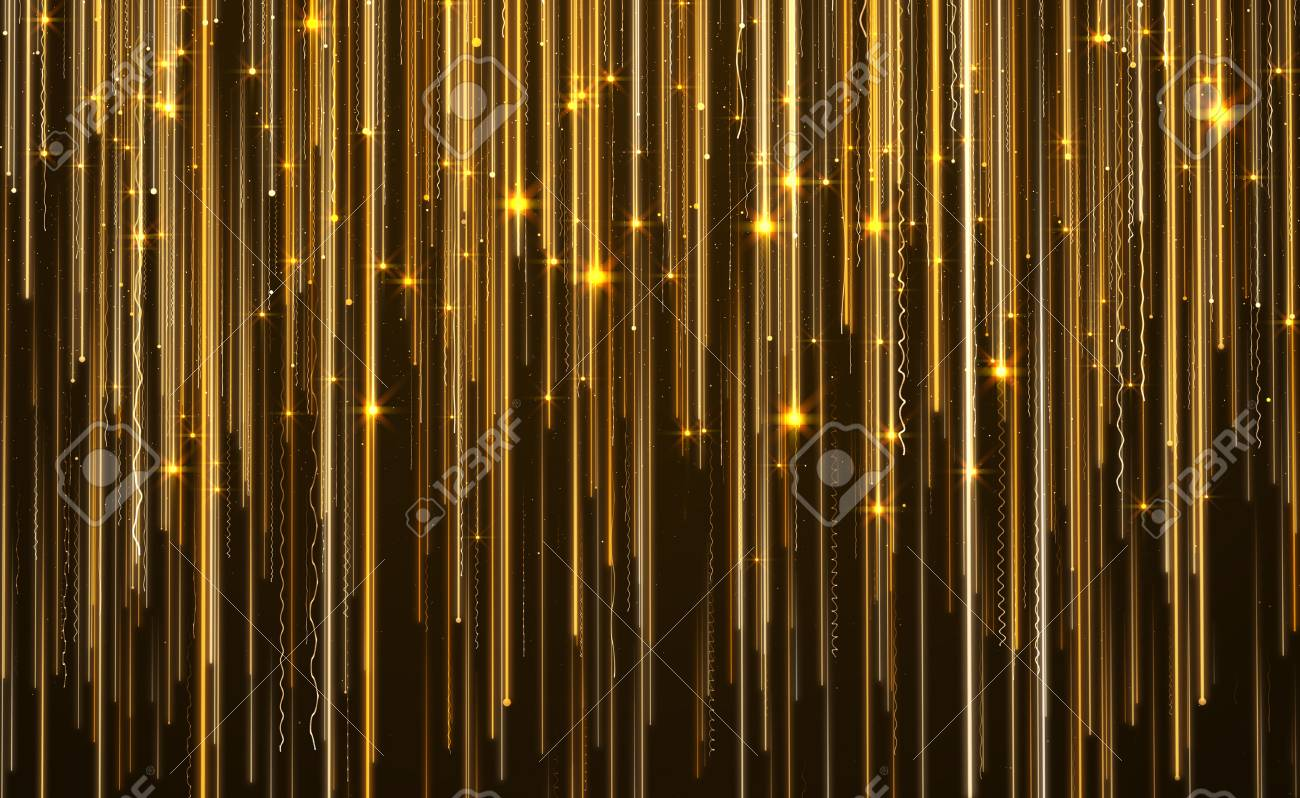 Abstract Star Light Streak Elegant Background. - 83696792