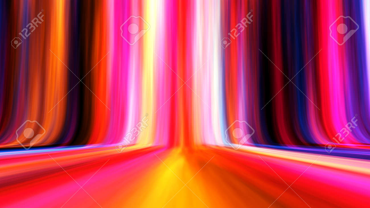 Colorful line gradient abstract light background. - 171471697