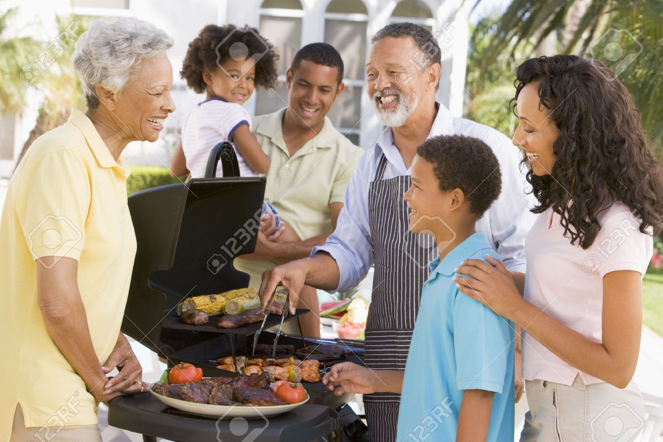 Bbq 60s Stock Photos & Pictures. Royalty Free Bbq 60s Images And ...