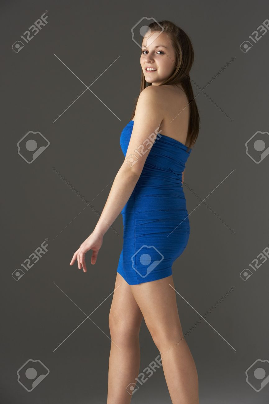 Teenage Girl Dress Stock Photos & Pictures. Royalty Free Teenage ...