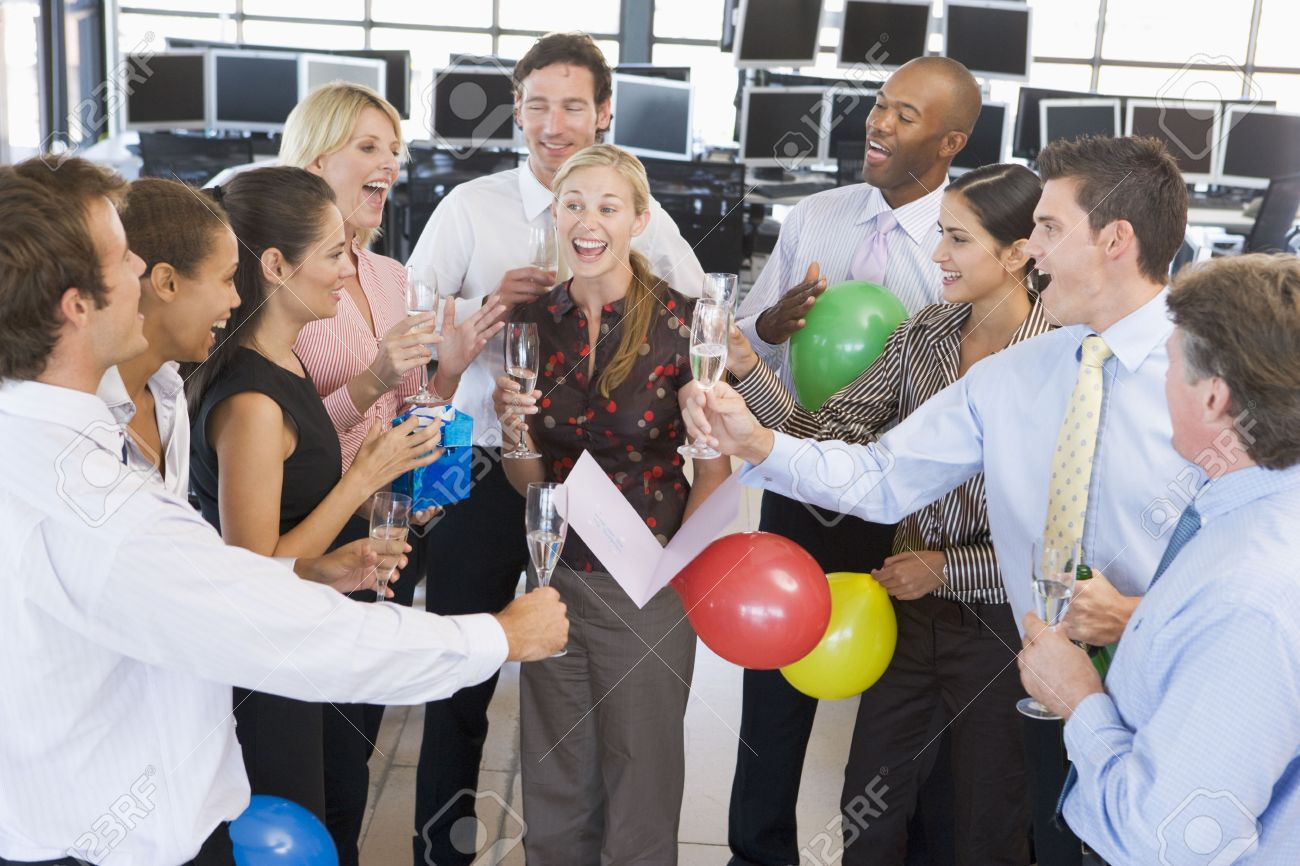 stock traders celebrating in the office stock photo picture and stock photo stock traders celebrating in the office