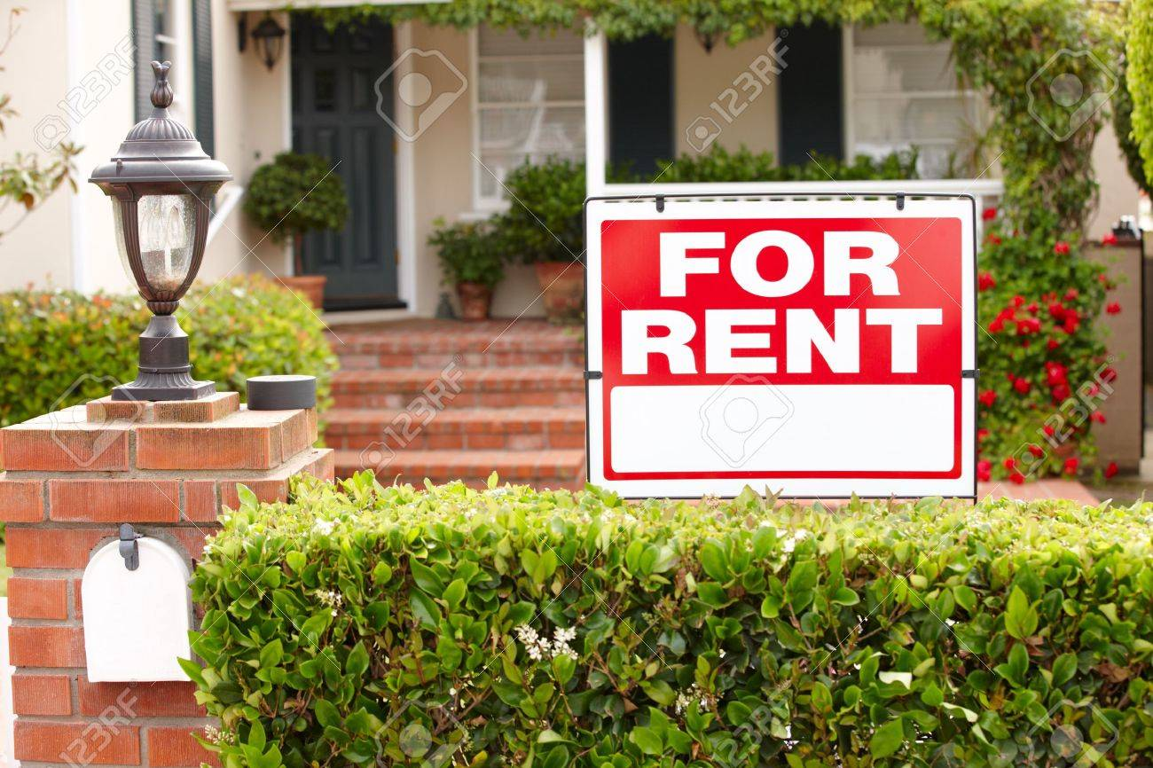 House for rent Stock Photo - 11217841