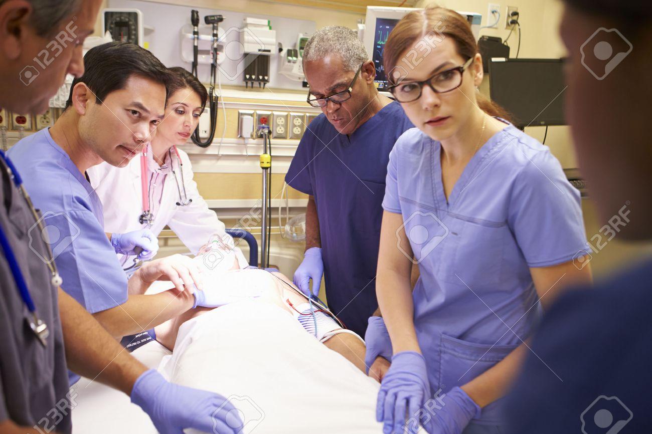 emergency room medical assistant