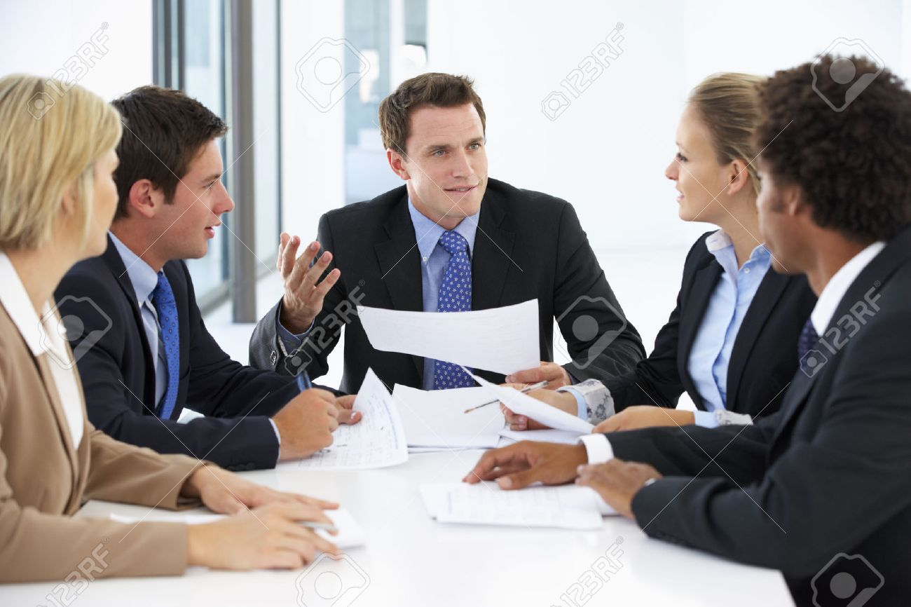 Office Meeting Stock Photos Royalty Free Office Meeting Images