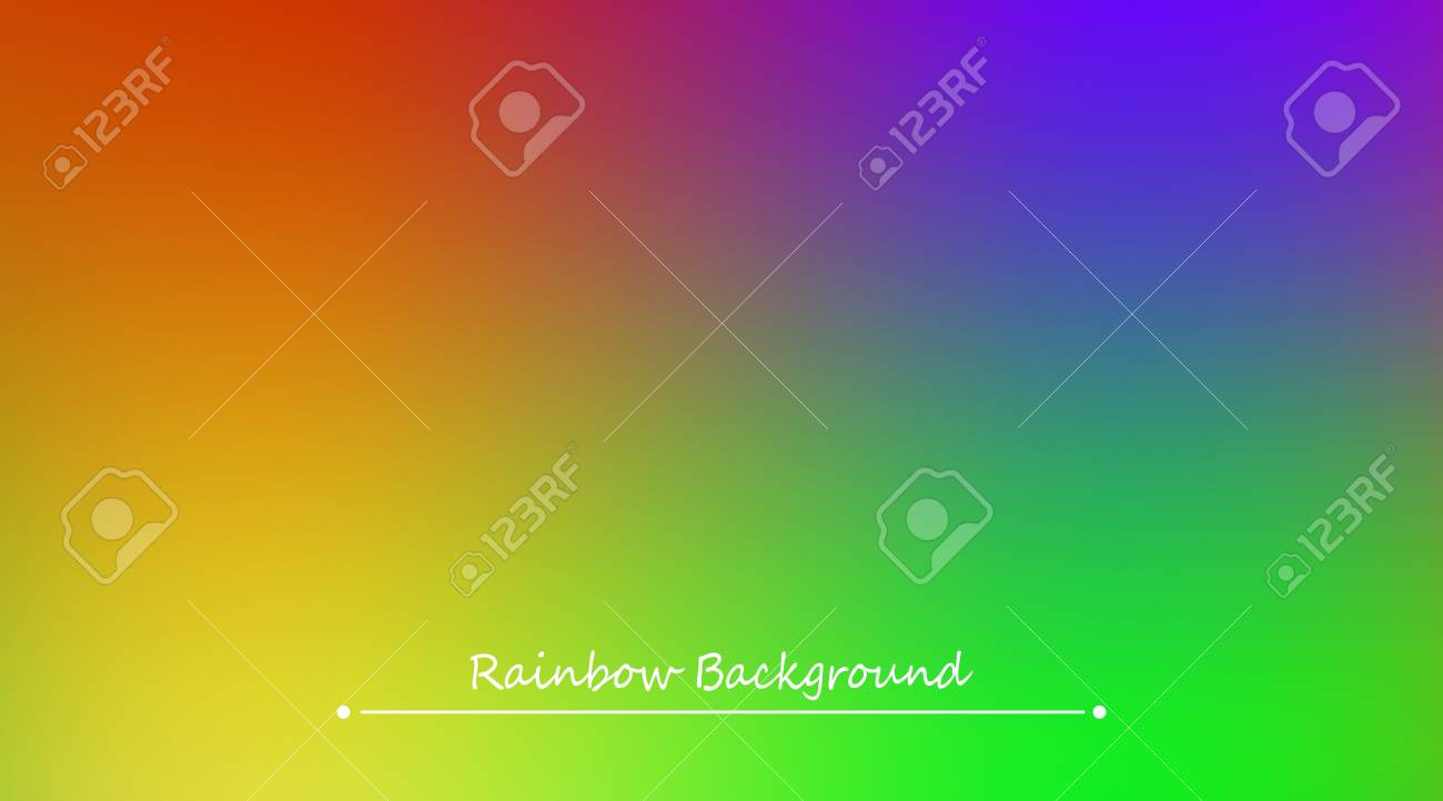 abstract rainbow background blurred colorful rainbow background