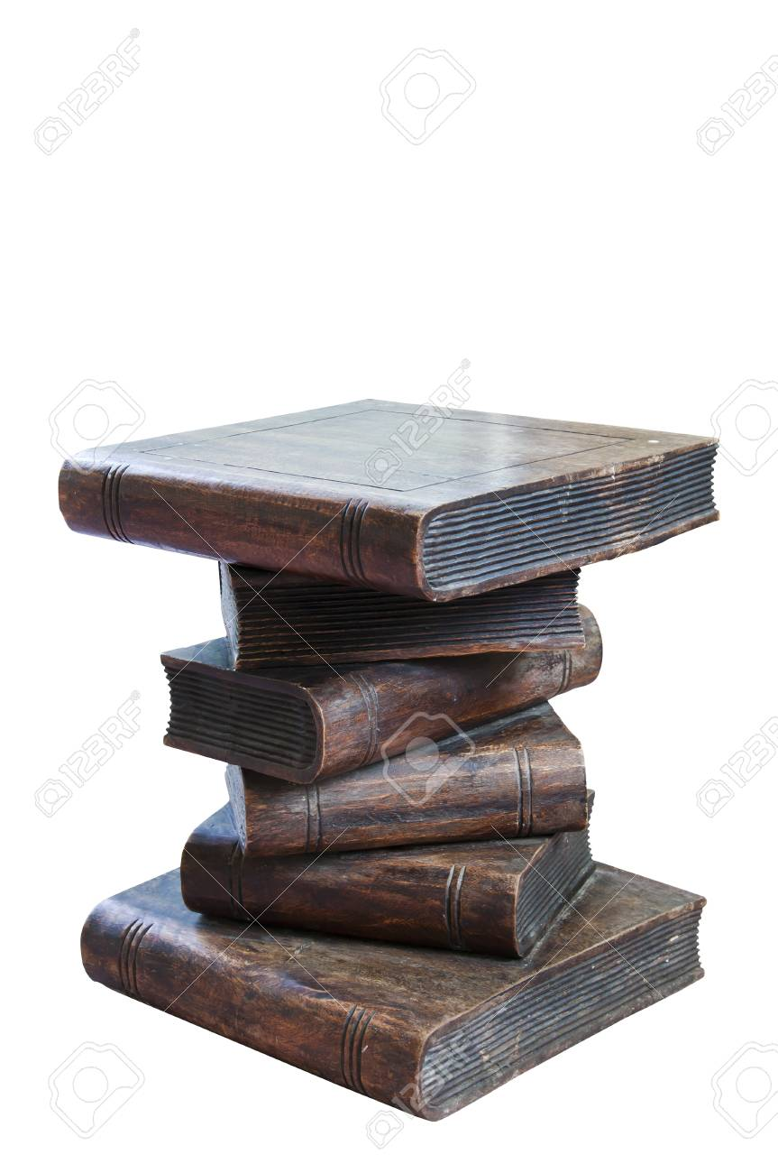model of book on white background. Stock Photo - 9818106