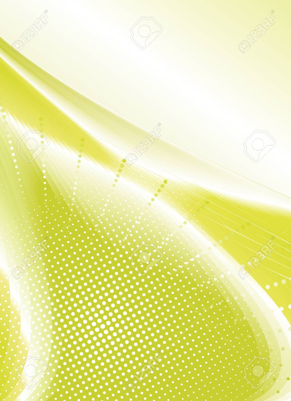 yellow  background Stock Vector - 13921683