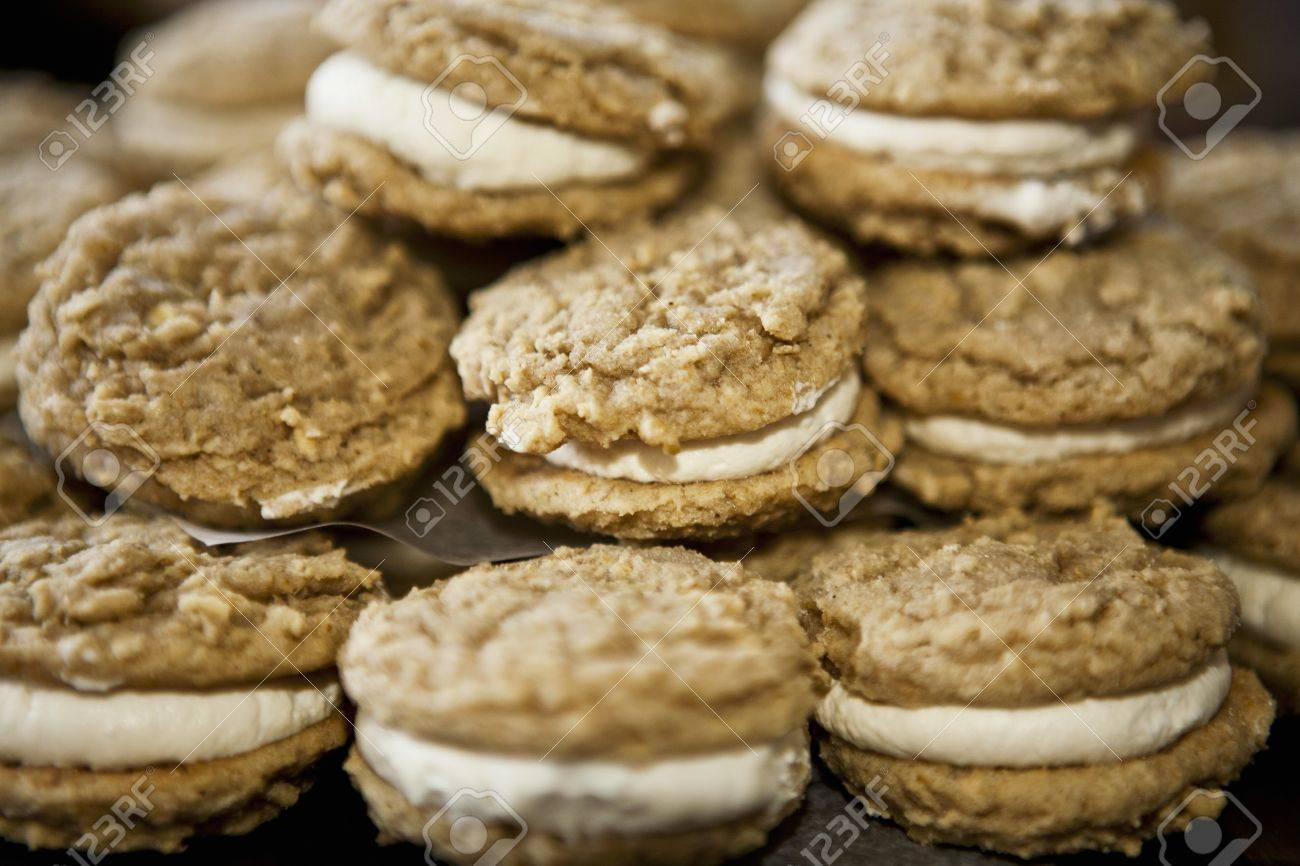 Oatmeal whoopie pie cookies recipes