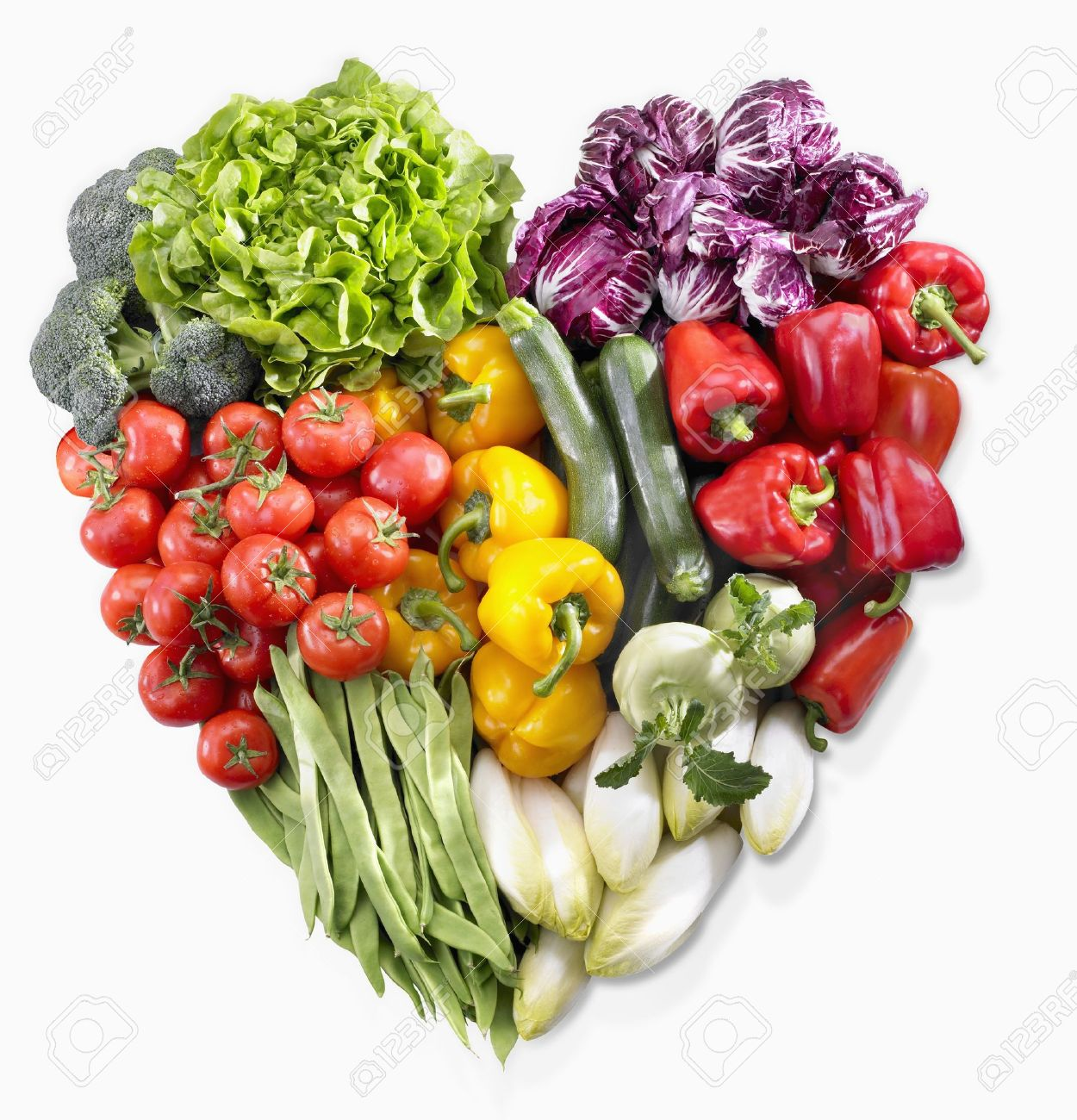 Image result for vegetables heart