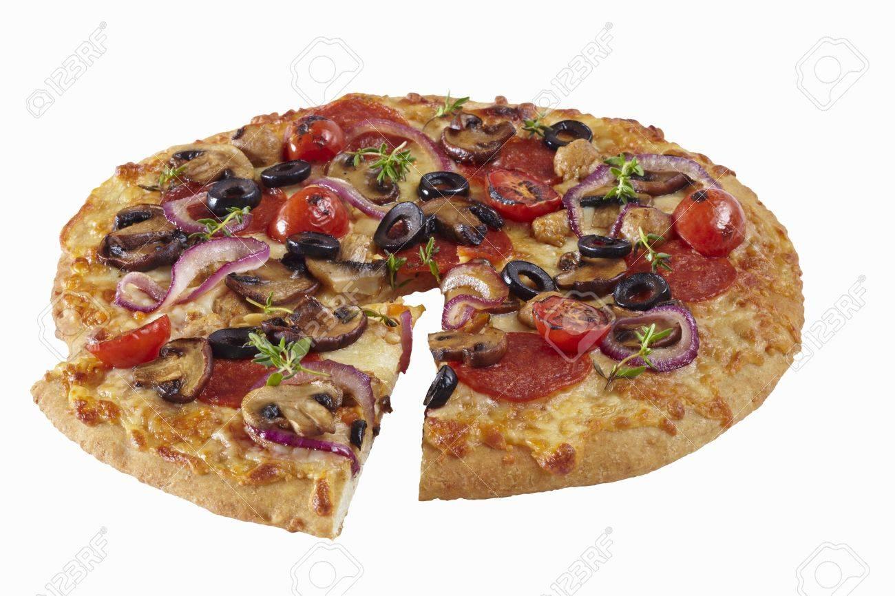 Watch Loaded Pizza video