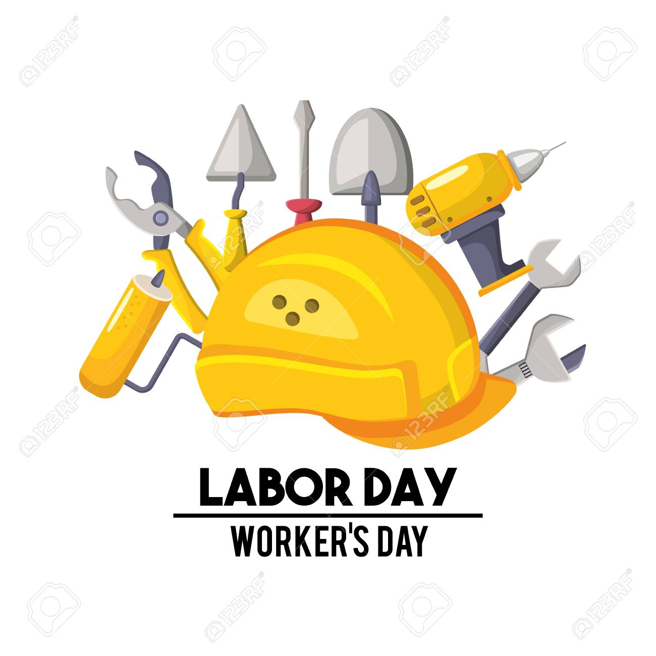 Labor day national celebration symbol vector illustration royalty labor day national celebration symbol vector illustration stock vector 84063872 buycottarizona Choice Image