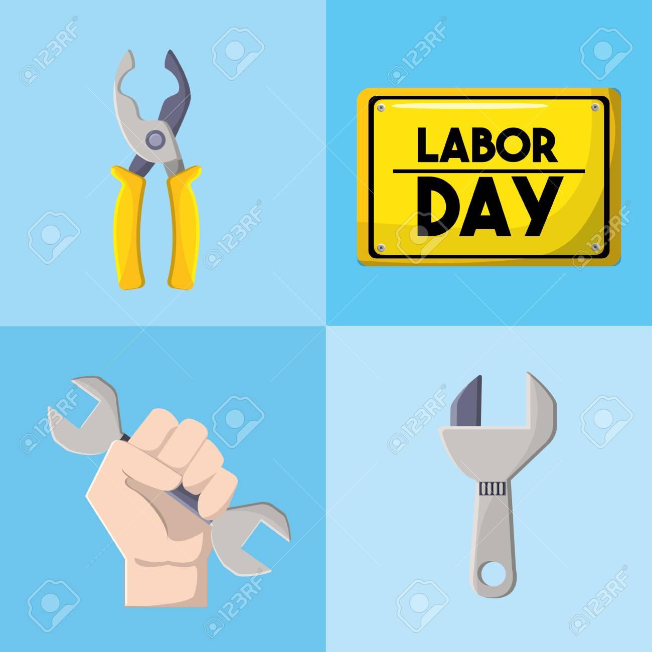 Establecer herramientas laborales para empleadores profesionales  ilustración vectorial