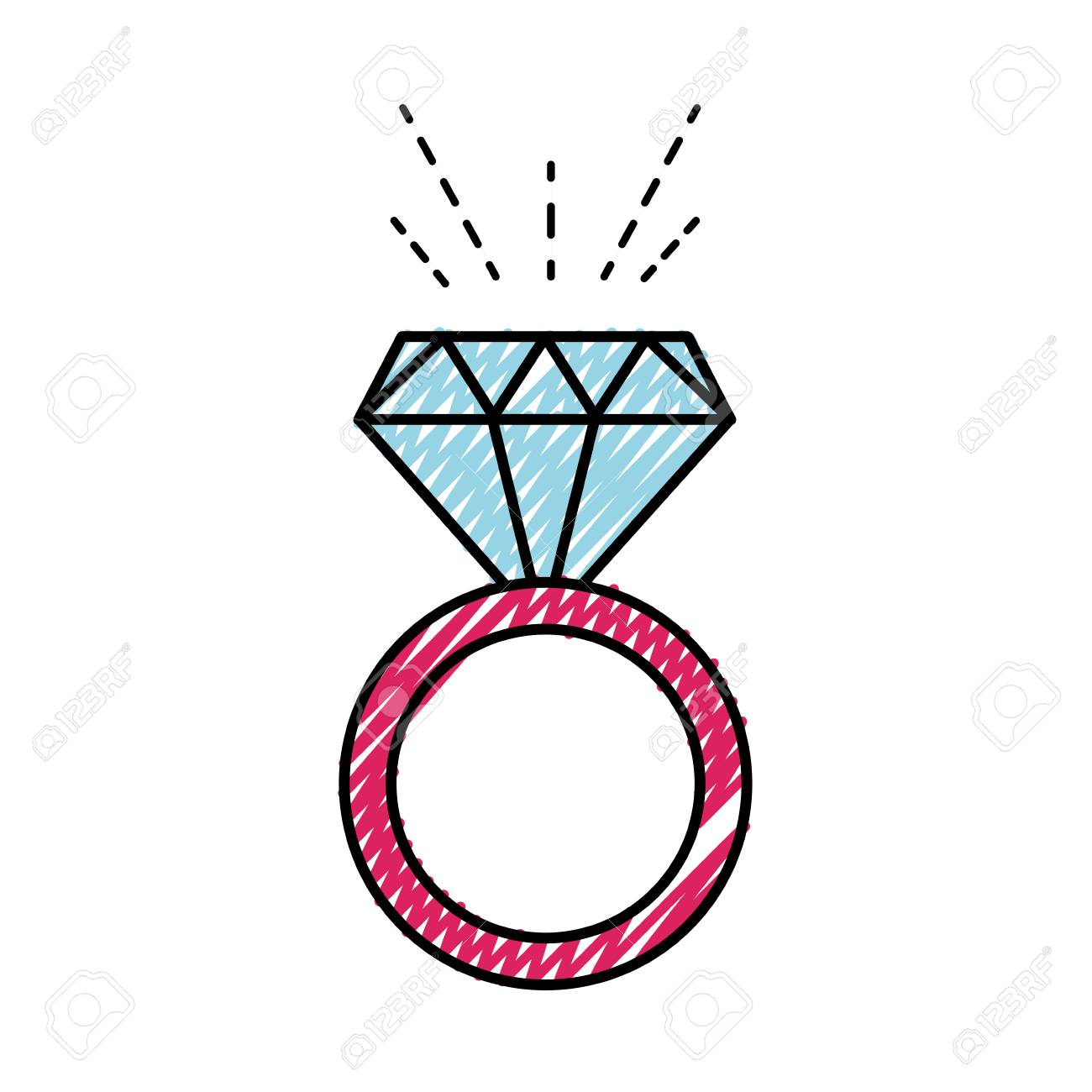 engagement ring wedding with diamondb royalty free cliparts vectors rh 123rf com wedding vector free wedding vector free