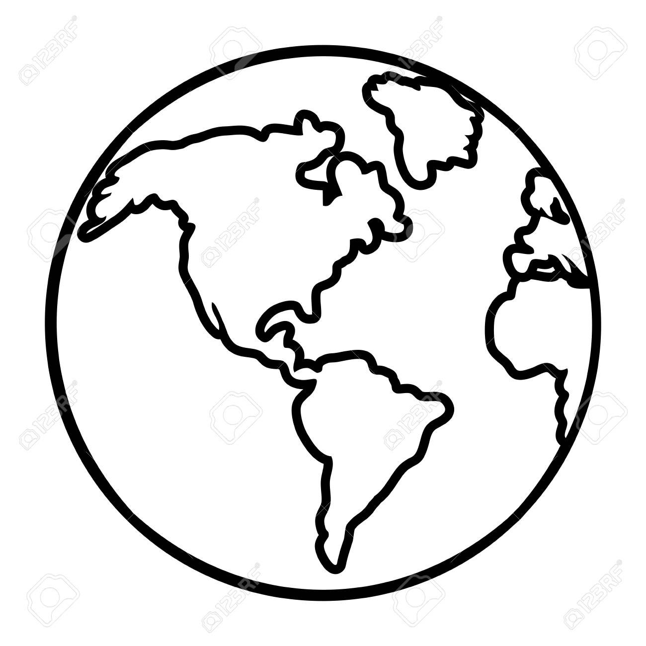 world map cartoon royalty free cliparts vectors and stock illustration image 120176957 world map cartoon