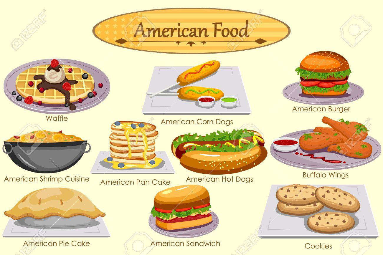 Resultat d'imatges de american food