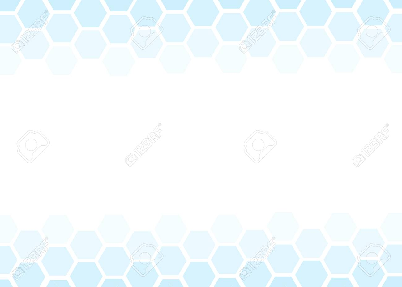 Blue Abstract Background Design For Business Vector Illustration