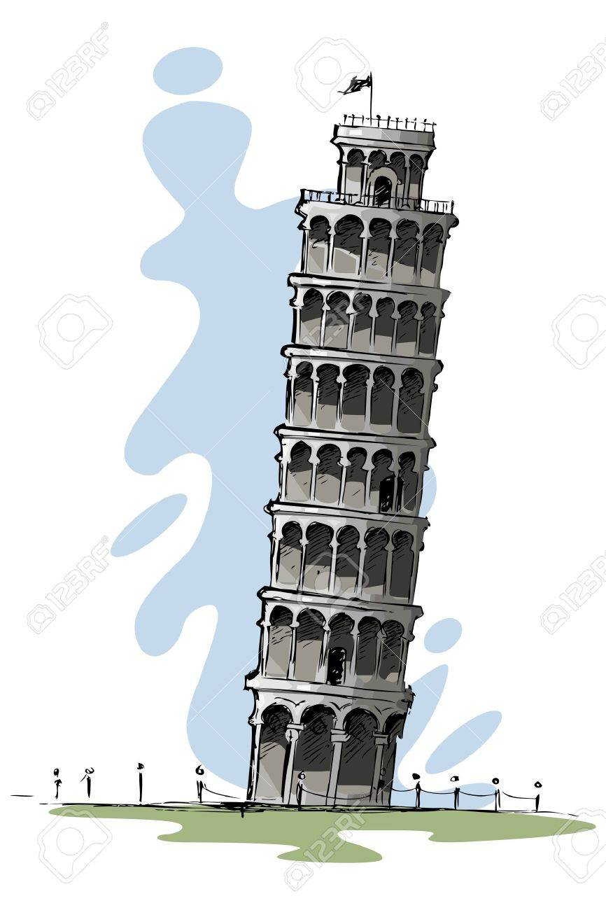 Leaning Tower - 12997509