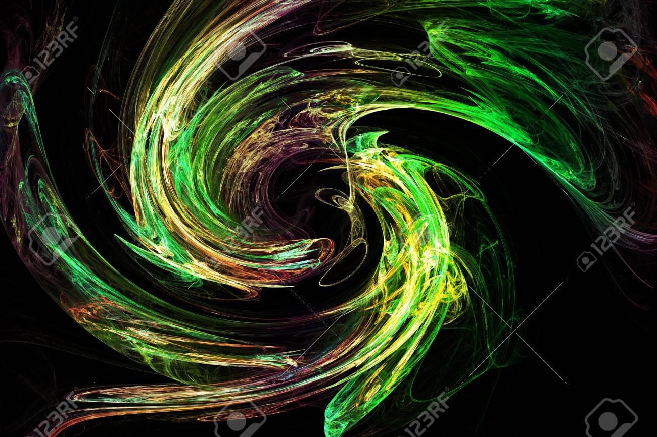 Abstract Wavy Background Stock Photo - 13905242