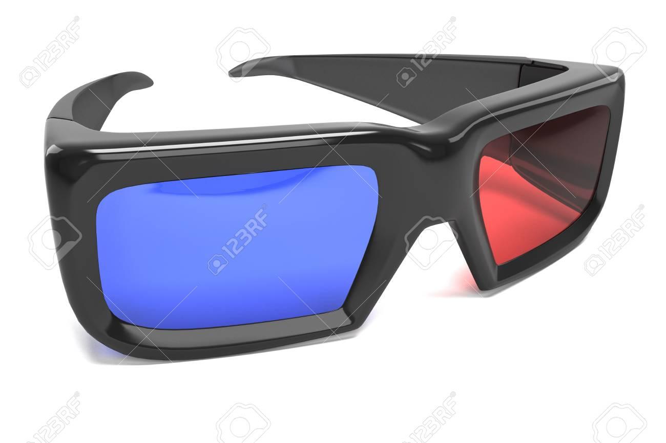 3D Movie Glasses Stock Photo - 14504742