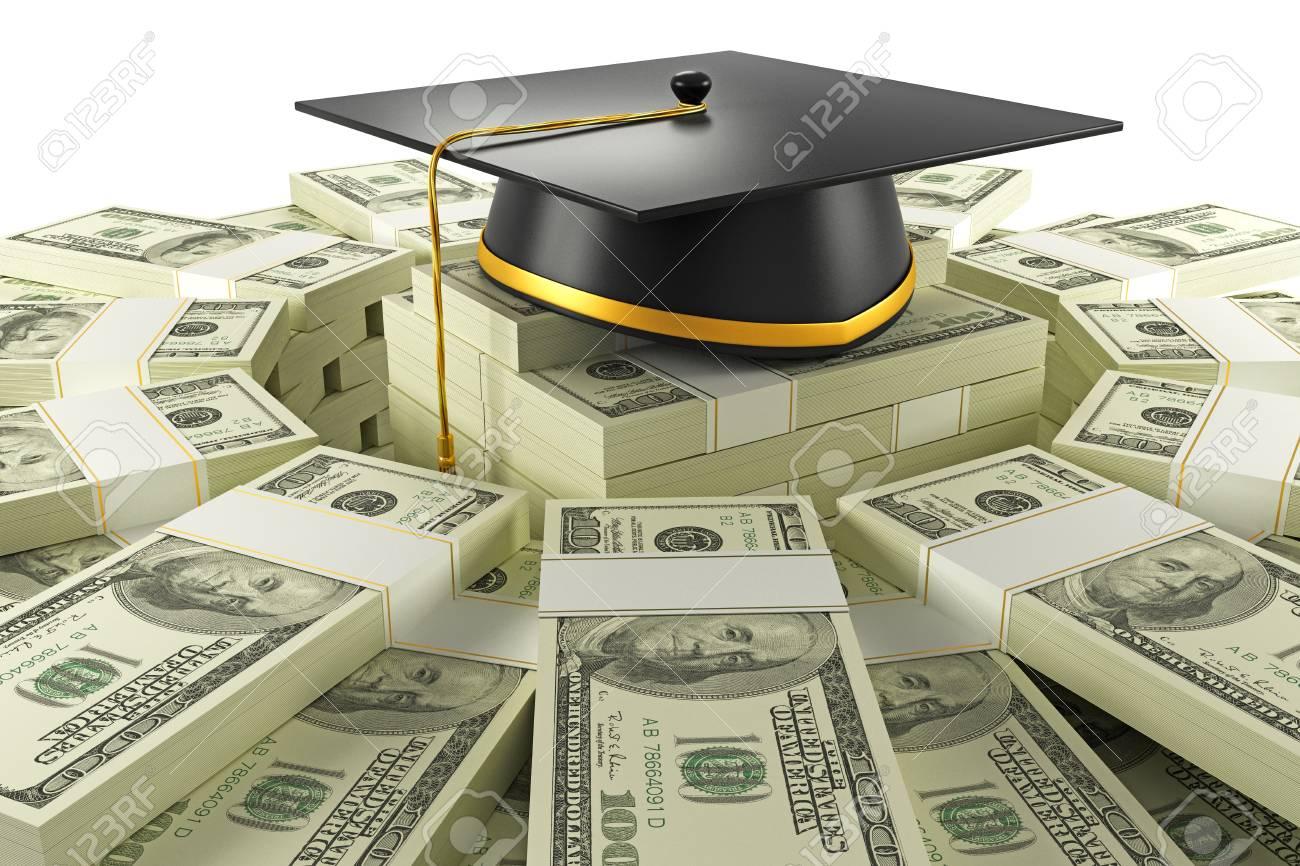 Education Cost Stock Photo - 14589079