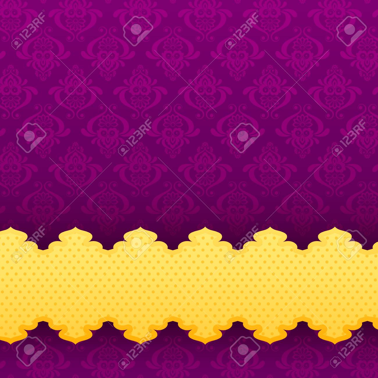 Seamless Floral Pattern Stock Photo - 20916136