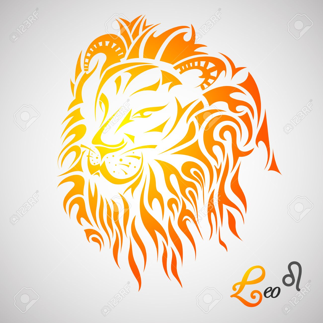 Vector illustration of leo zodiac sign royalty free cliparts vector illustration of leo zodiac sign stock vector 30028484 biocorpaavc Image collections