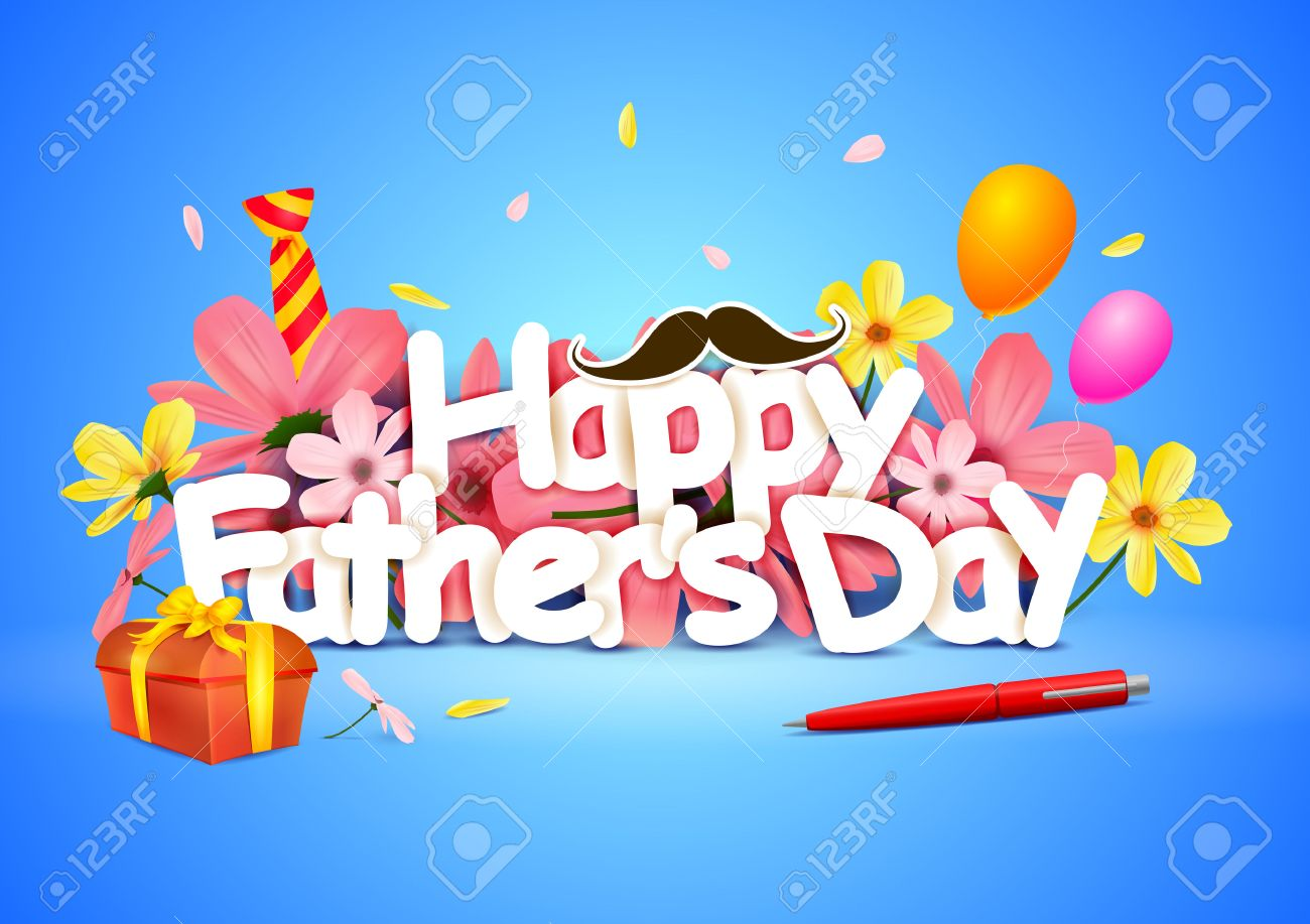 Happy Fathers Day wallpaper background - 40961809
