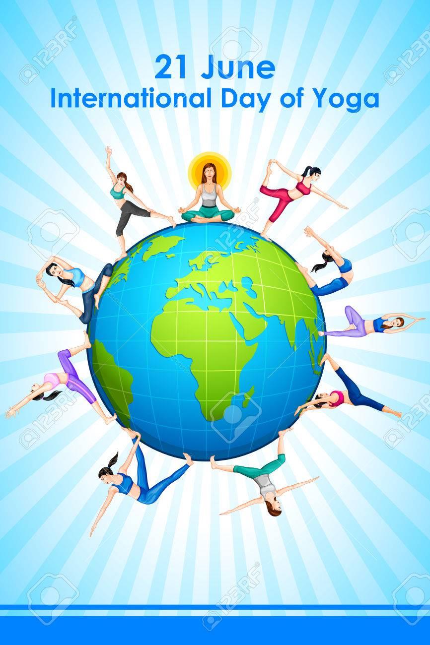 International Yoga Day - 41369415