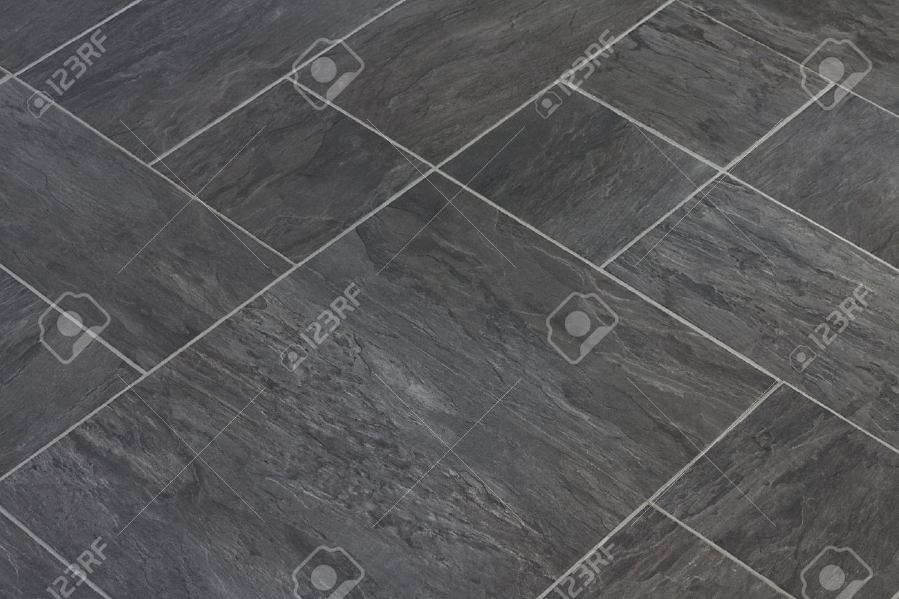 Well-liked Slate Texture Vinyl Flooring A Popular Choice For Modern Kitchens  OC95