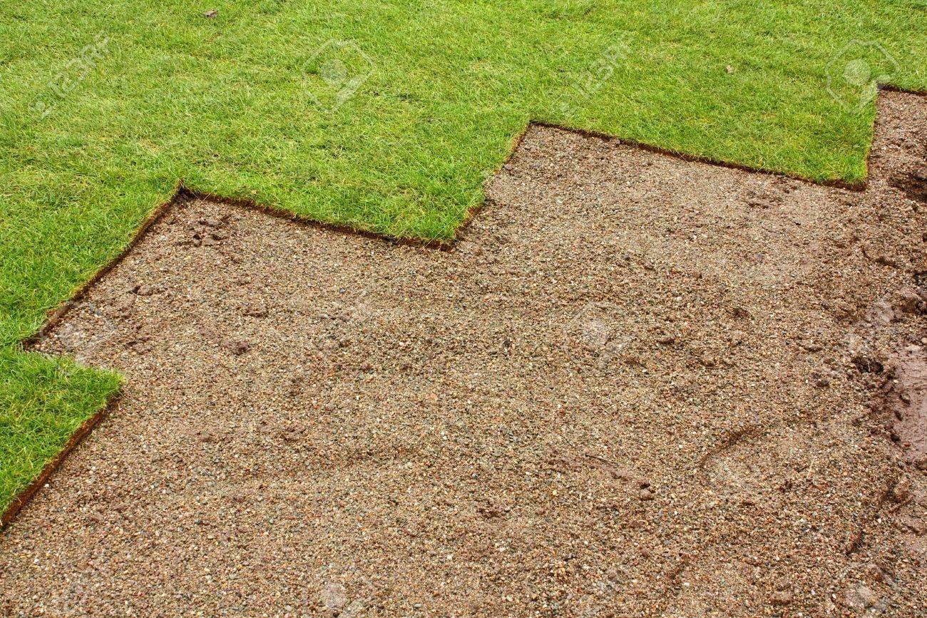 Architetto Di Giardini tappeto erboso in parte restarono facendo buon confine per architetto di  giardini o attività di giardinaggio