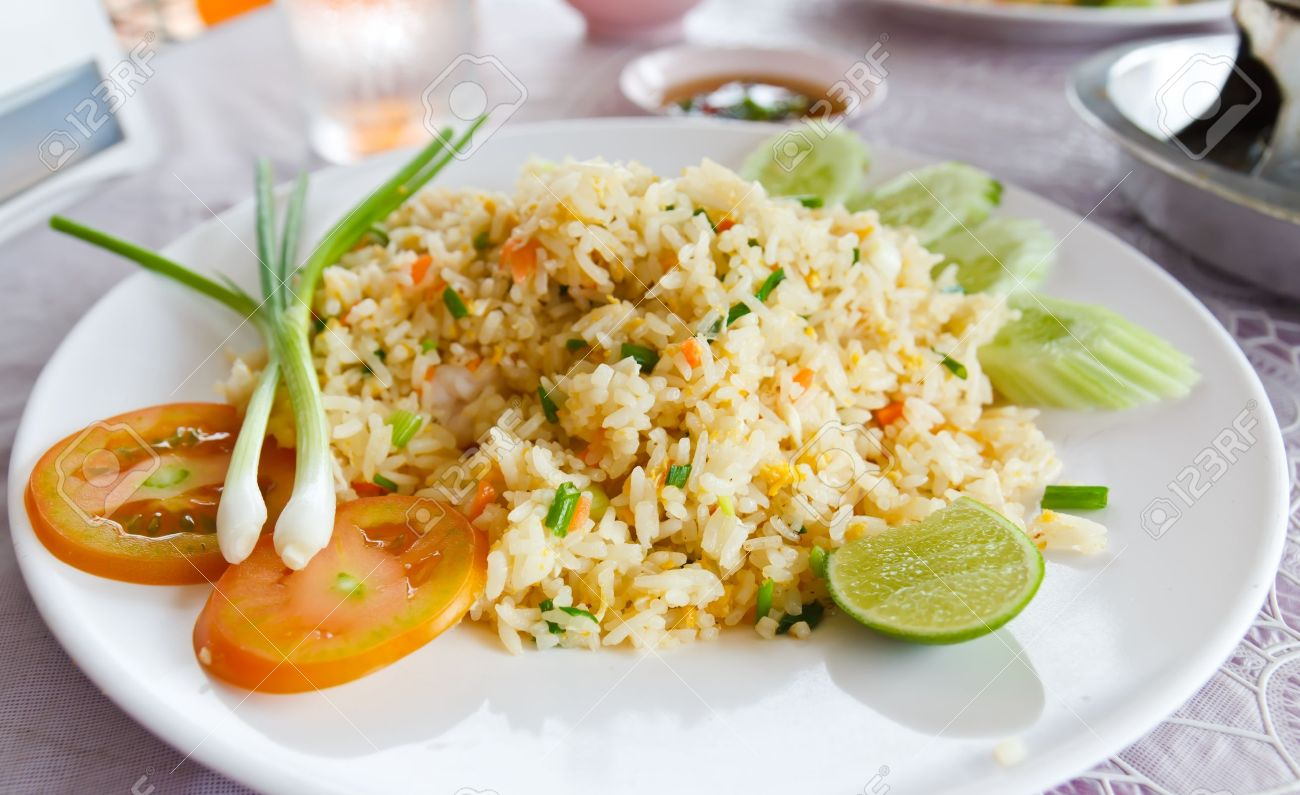 Fried rice Stock Photo - 8481987