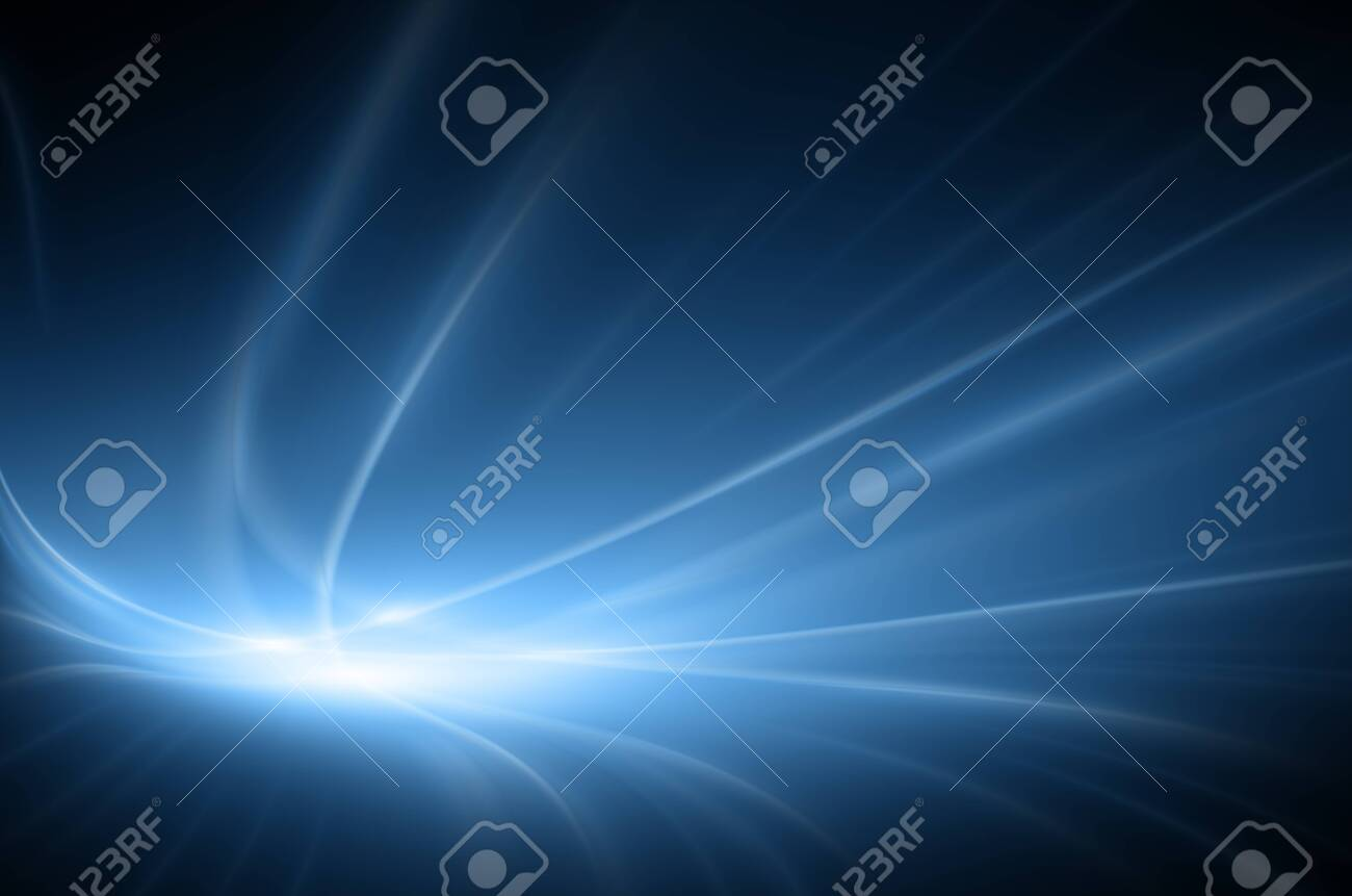 Abstract background. Abstract glowing ball, communication lines, abstract internet symbol, communication, technology. - 144269384