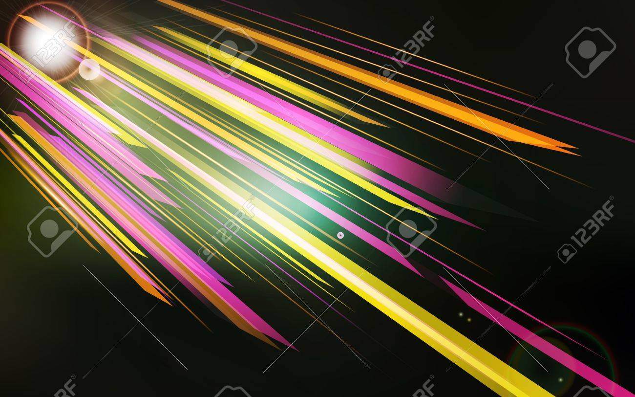 Abstract background  with light effect  Vector illustration Stock Vector - 12426614