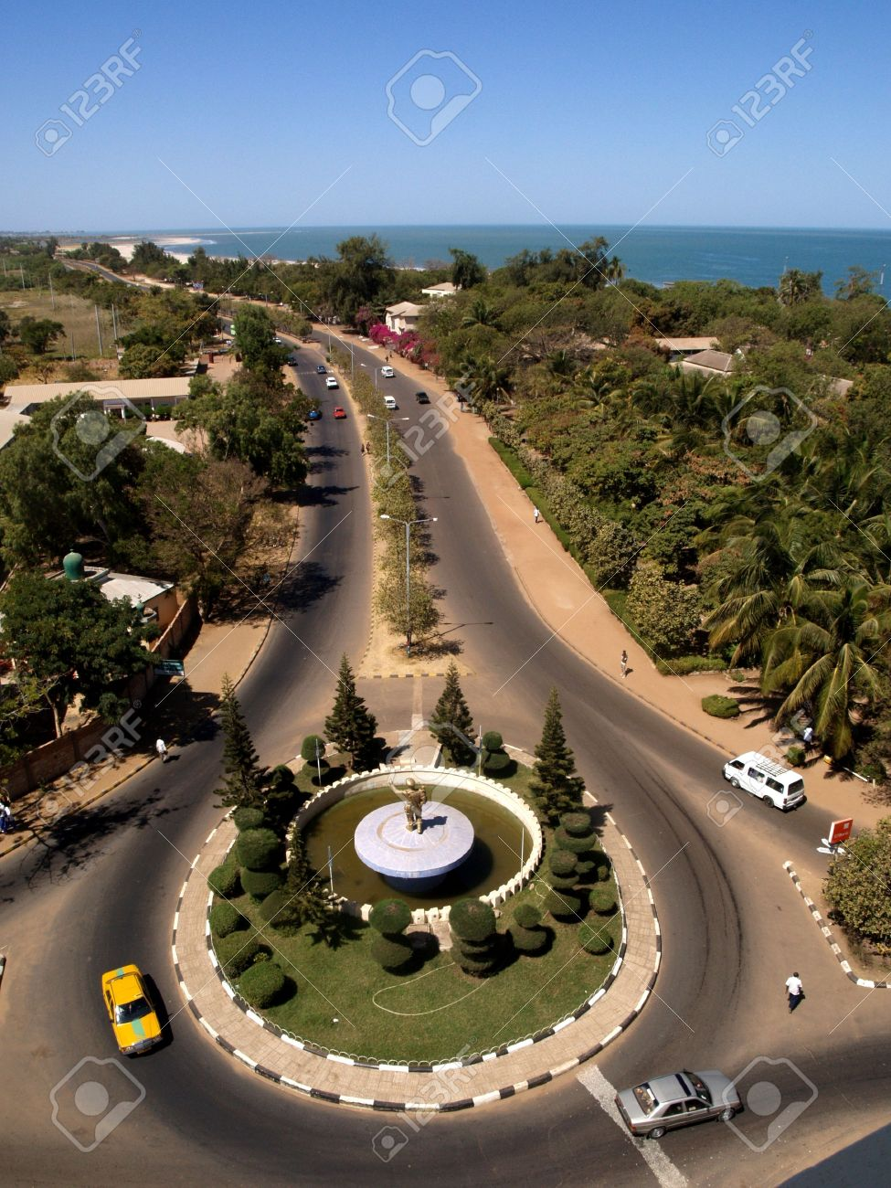 banjul capitale de gambie