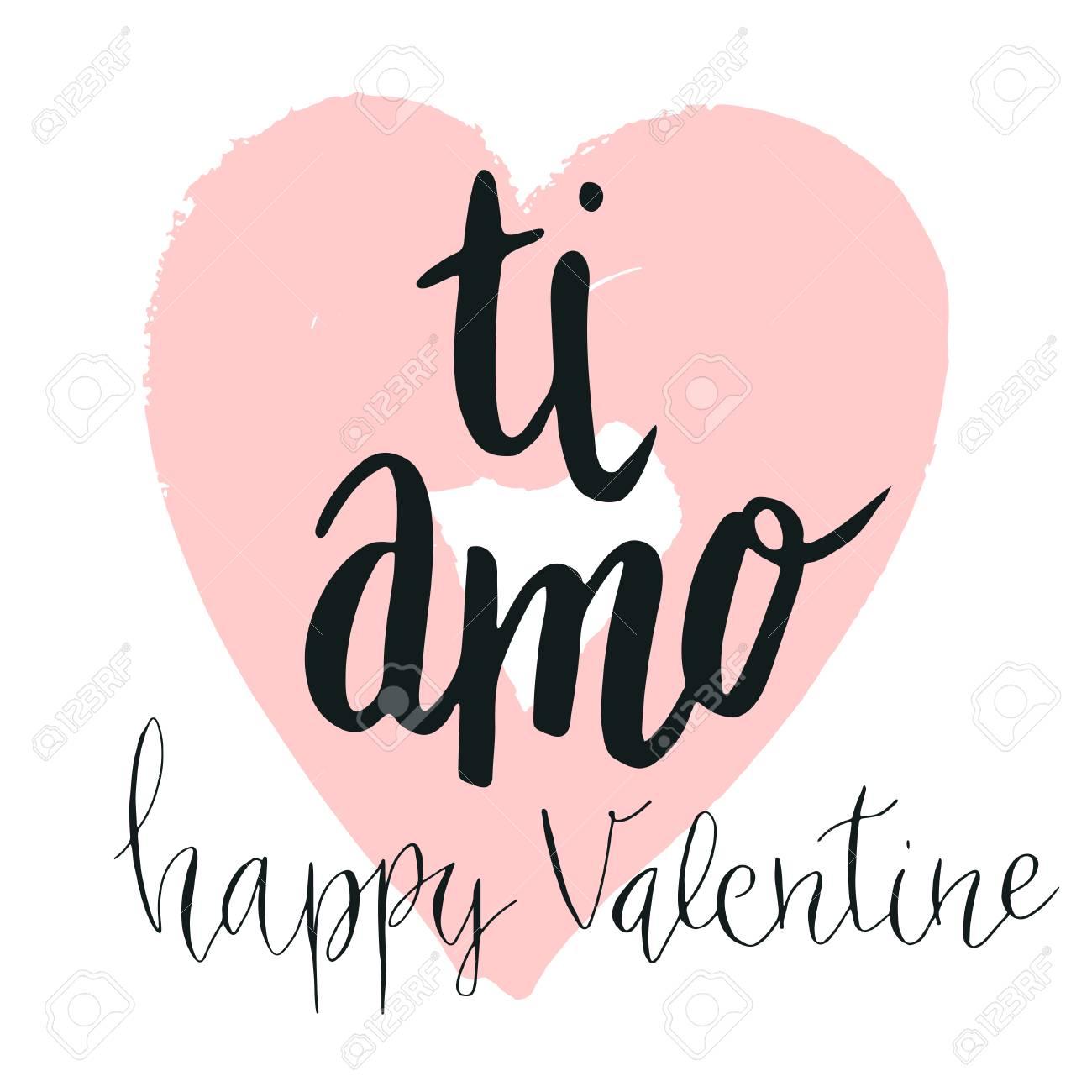 i love you in italian