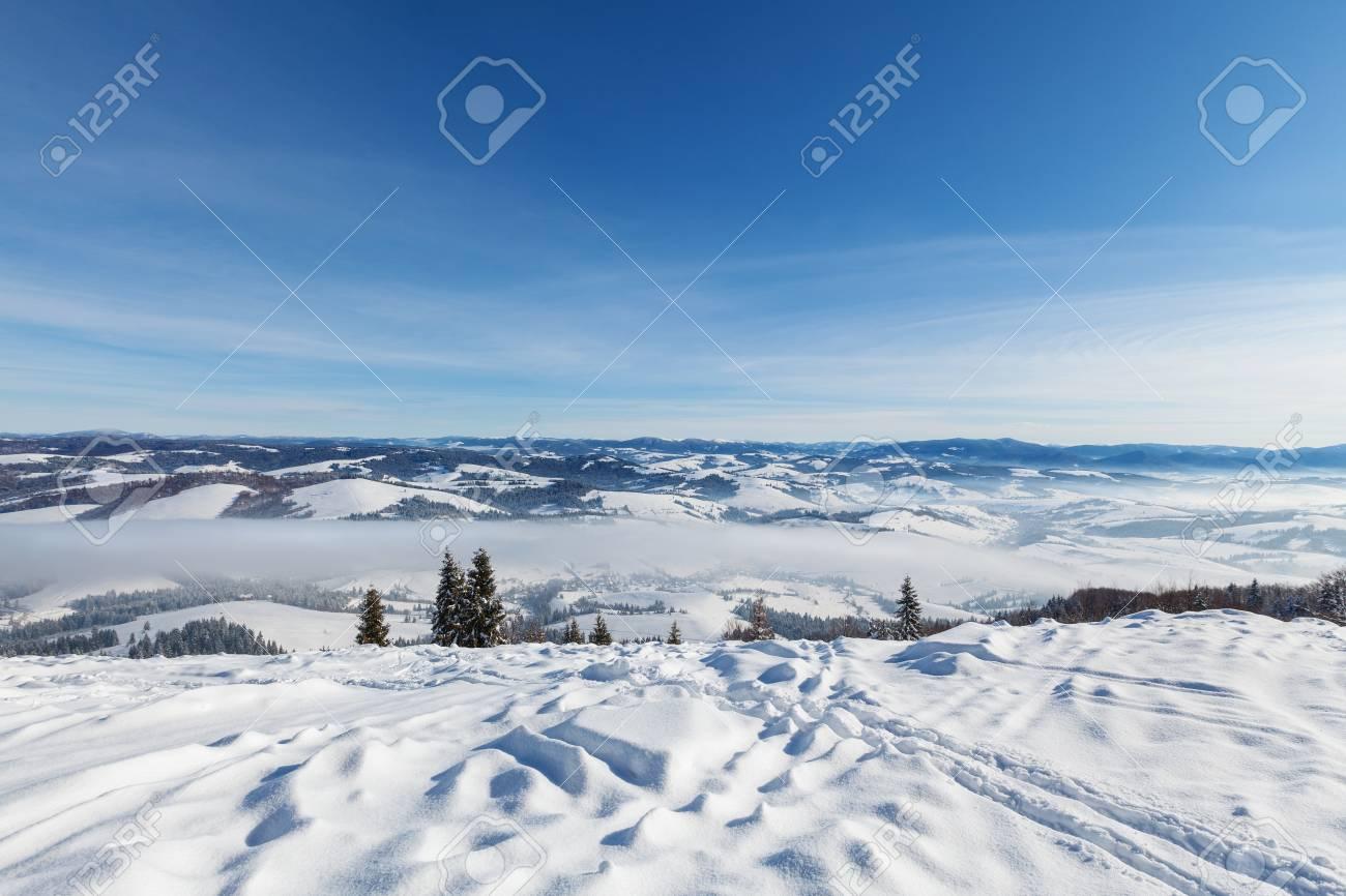 Carpathian mountains Stock Photo - 18676151