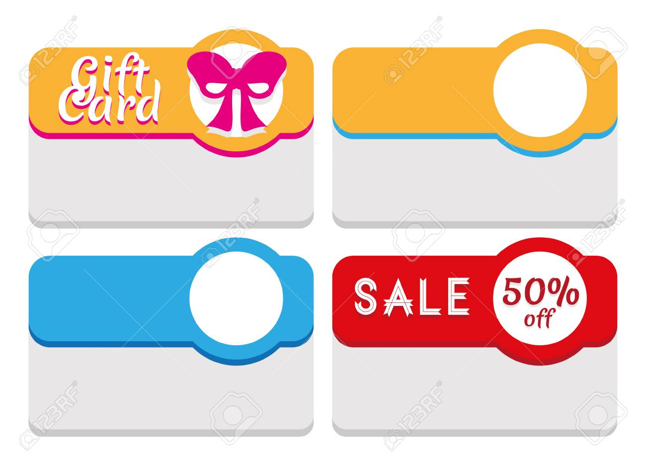Labels Tags Coupons Or Business Cards Template Possible Uses