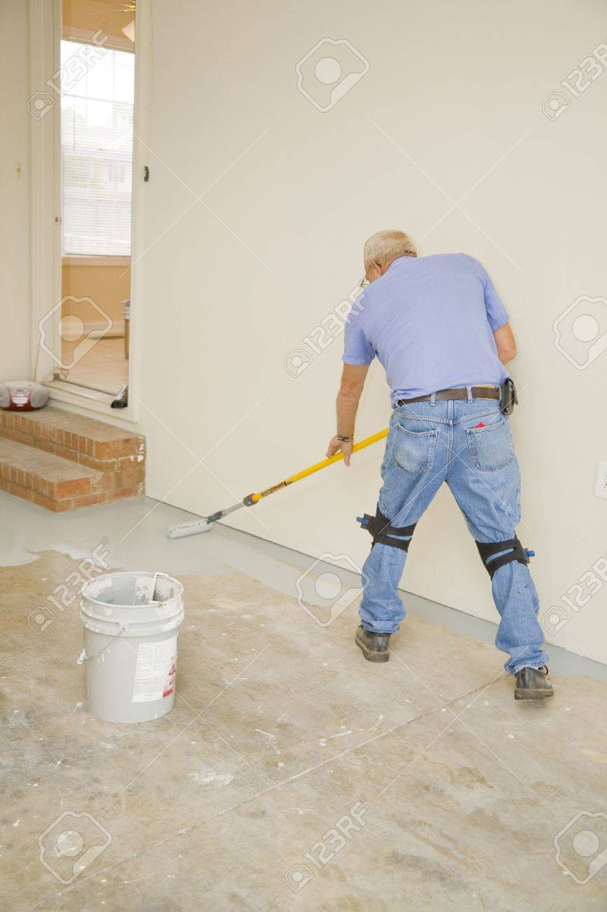 with step garage wikihow how pictures a paint floor to