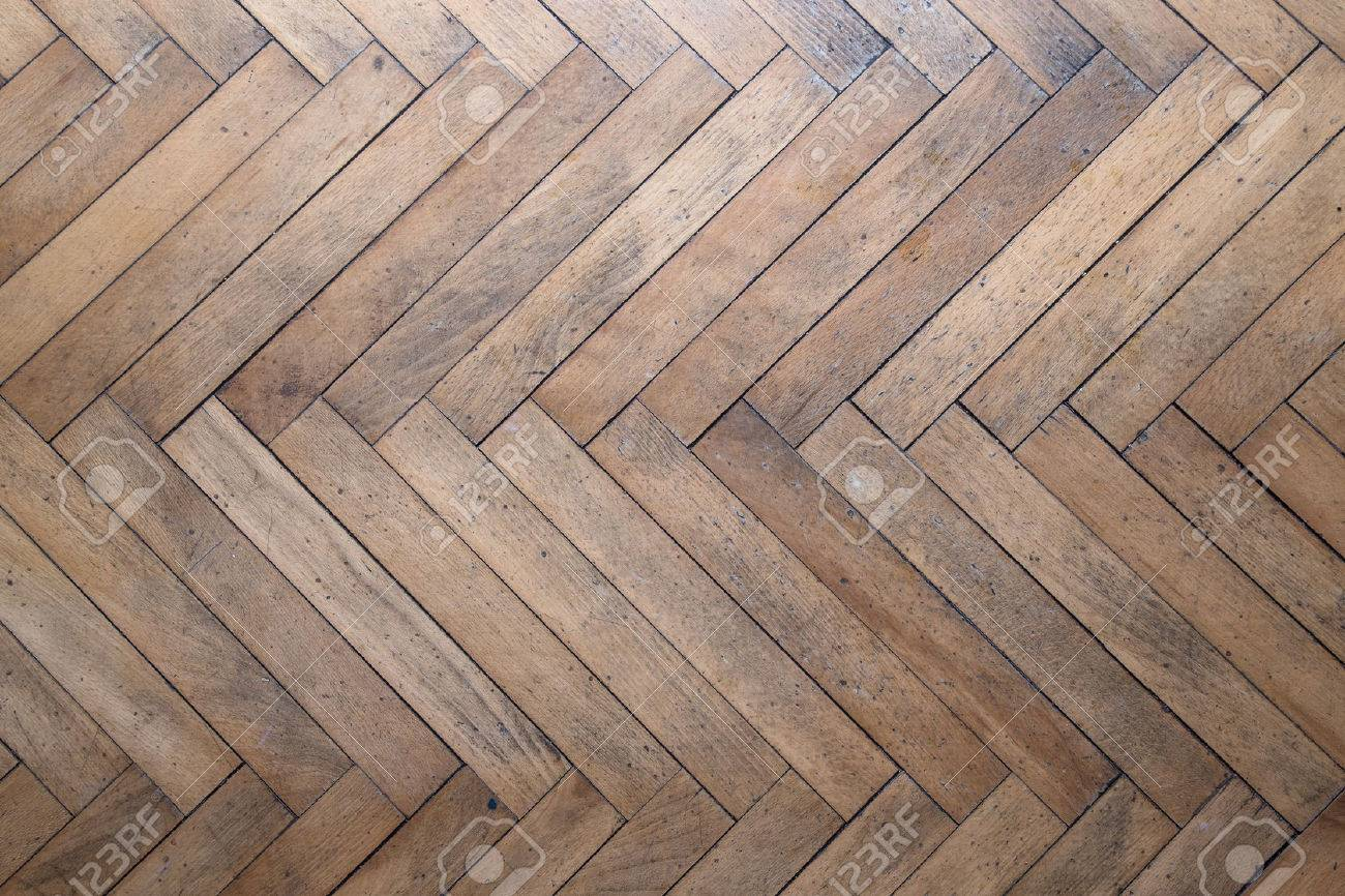 Old light wooden parquet. Background. Toned. - 37088660