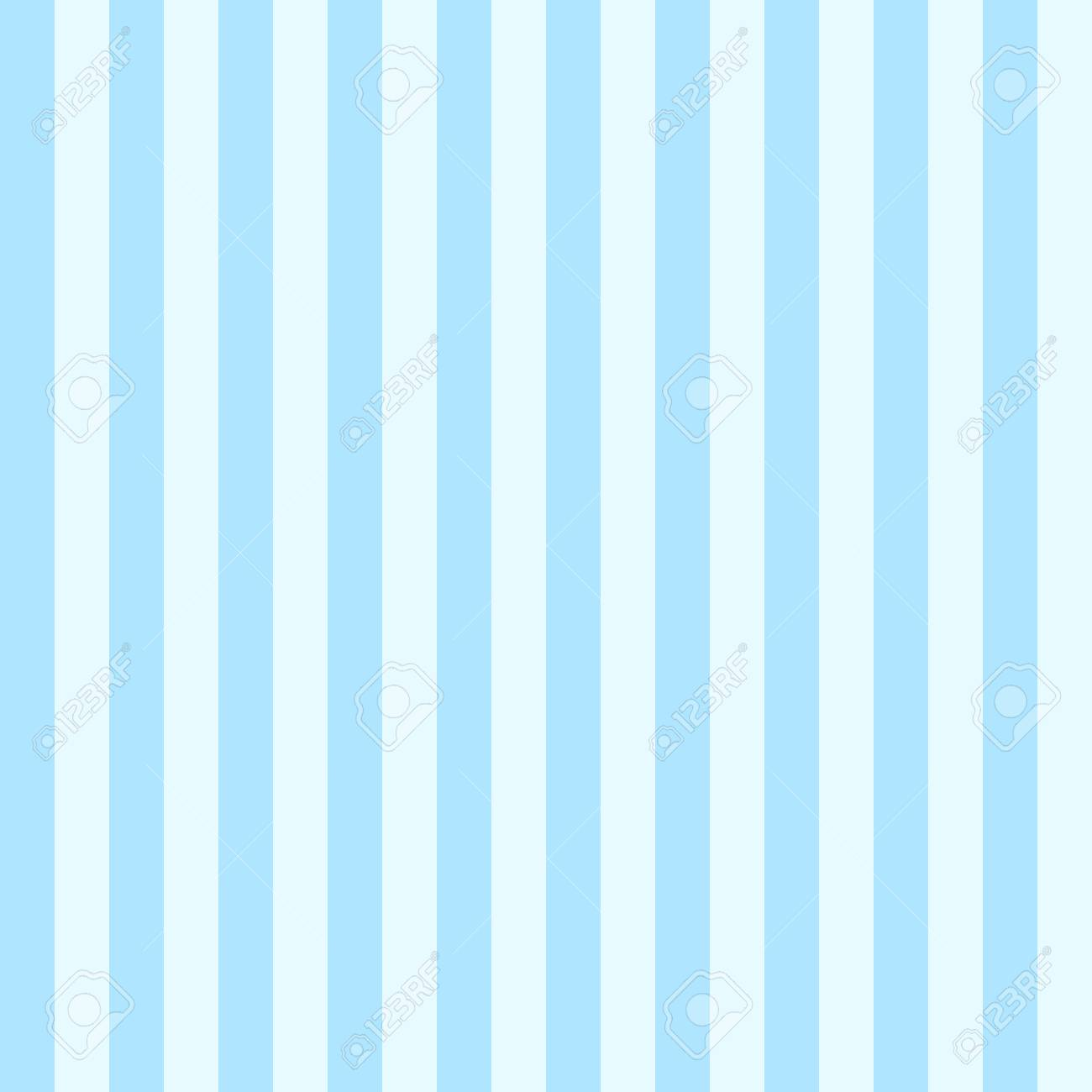 f1367235 Pattern stripe seamless sweet blue two tone colors. Vertical stripe  abstract background vector. Stock