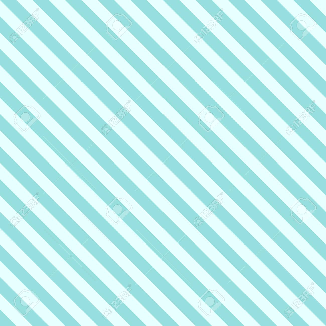 Background Pattern Stripe Seamless Vector Texture Green Aqua Pastel Two Tone Colors Wallpaper Backdrop Diagonal