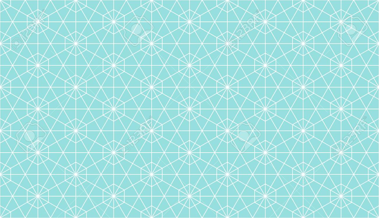 Backgrounds Pattern Seamless Geometric Islamic Arabic Style Green.. Royalty  Free Cliparts, Vectors, And Stock Illustration. Image 102954614.