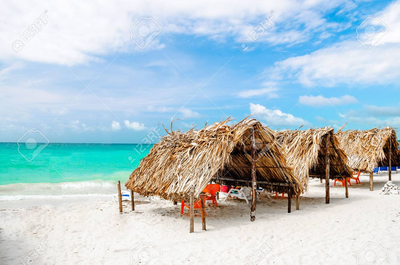 Cabin at the beach by Baru in Colombia next to Cartagena - 75436000