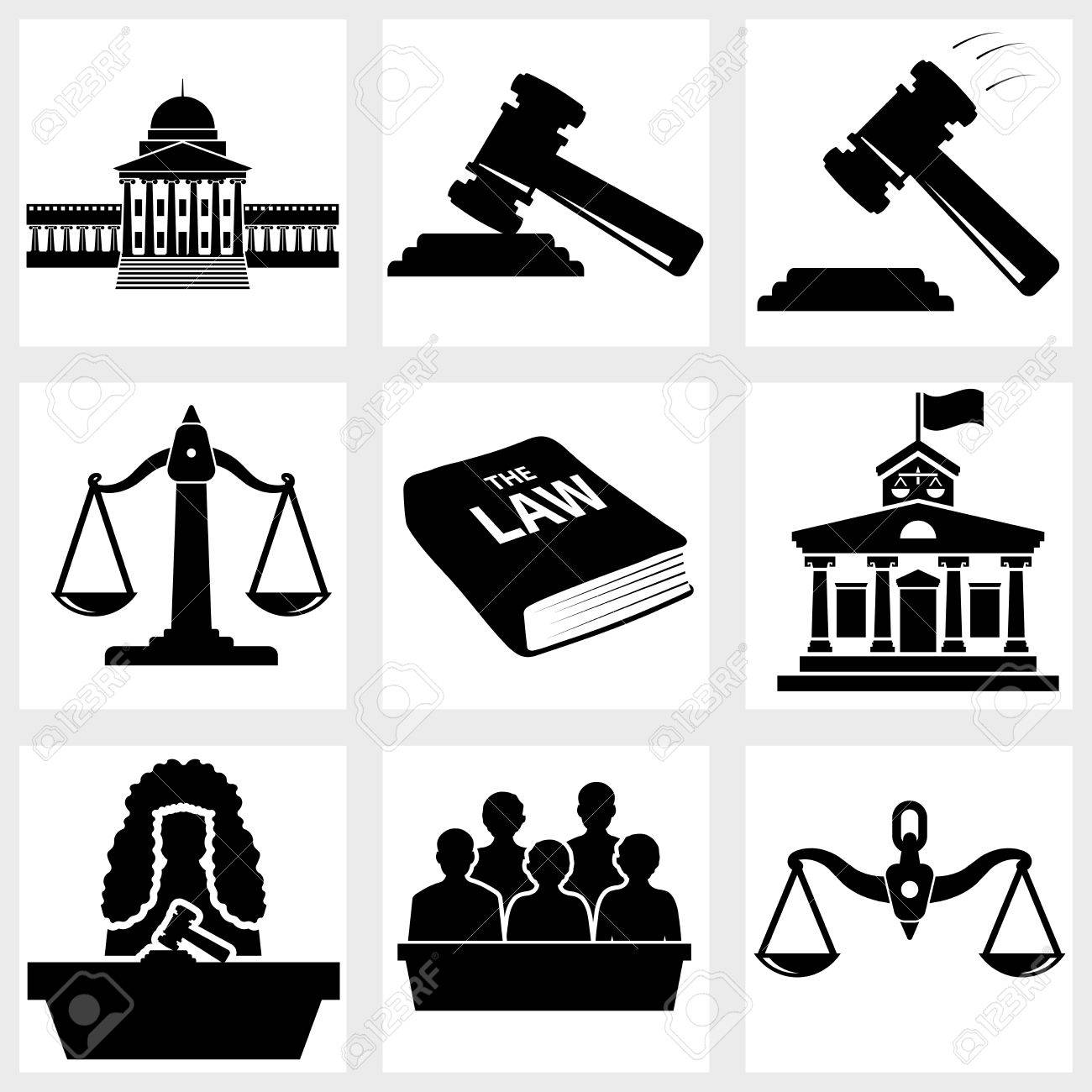 8,221 Courthouse Stock Illustrations, Cliparts And Royalty Free ...