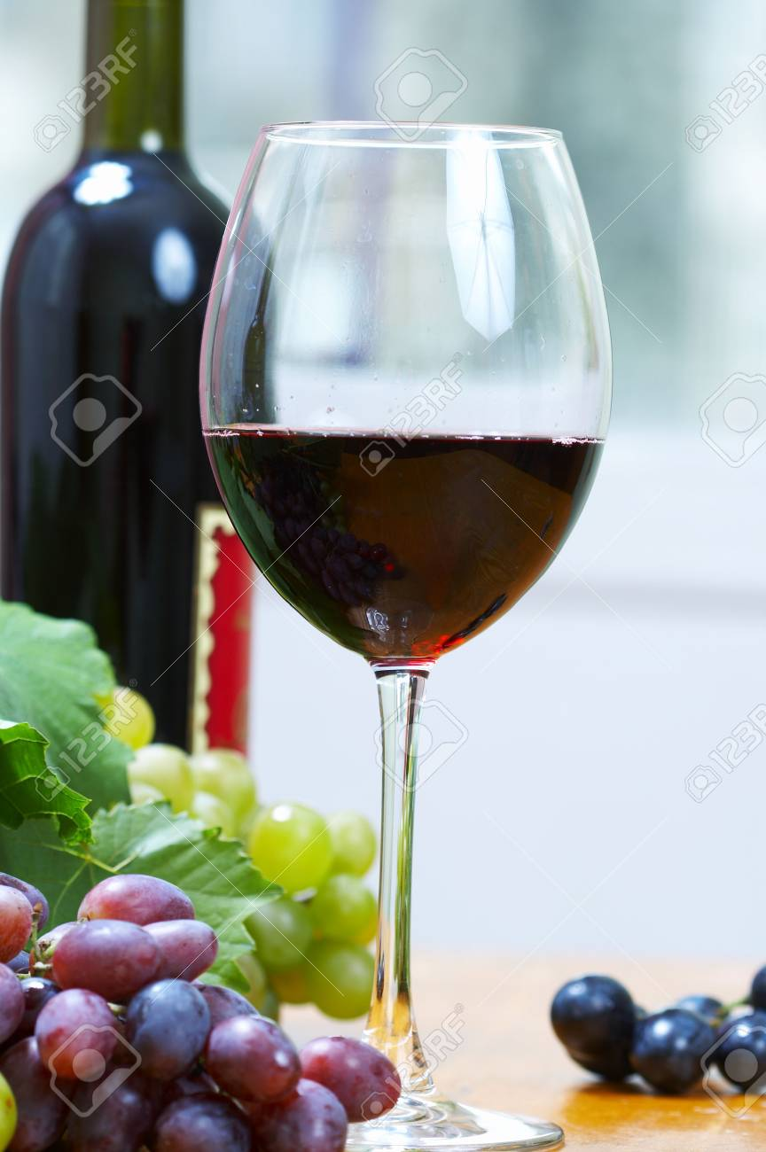 Wine composition Stock Photo - 3828169