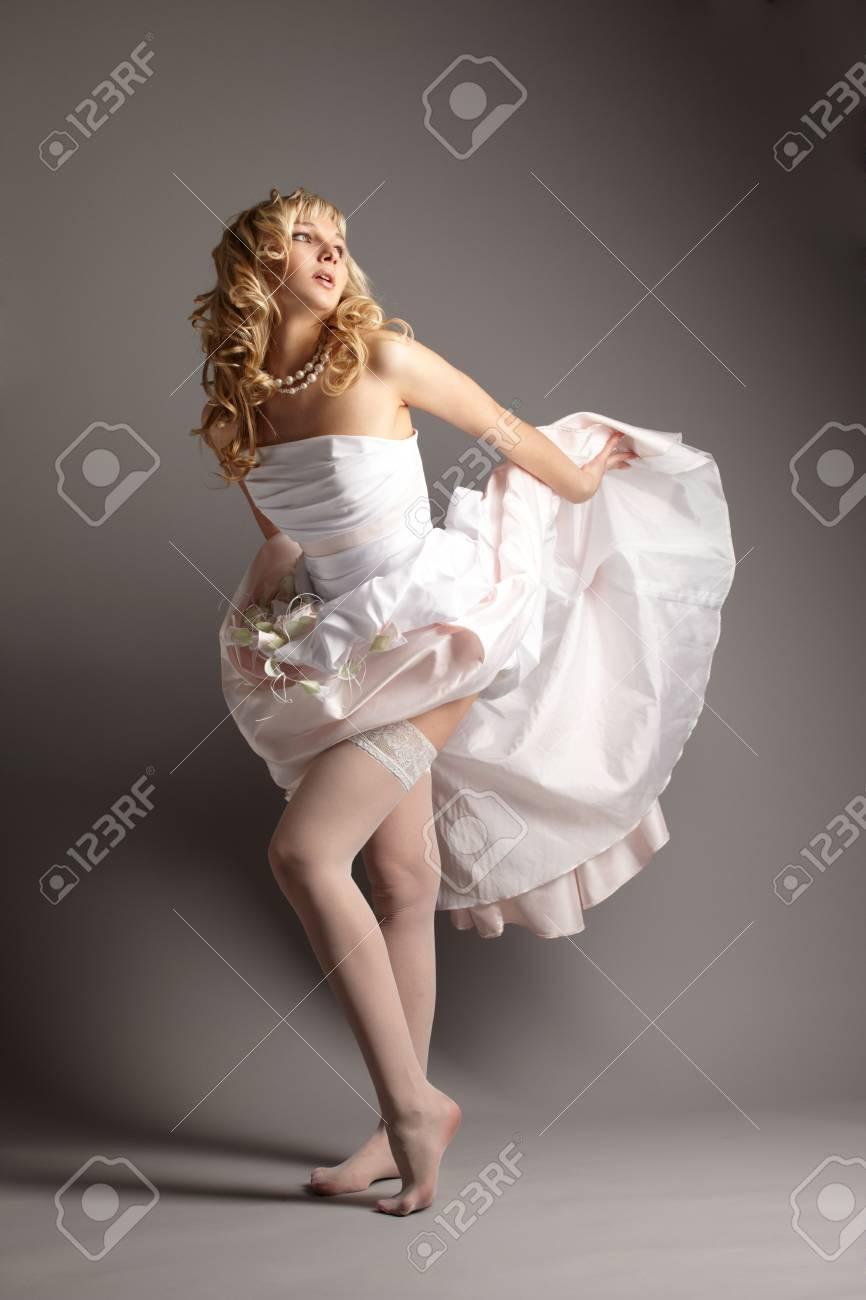 Beautiful young woman Stock Photo - 4739128