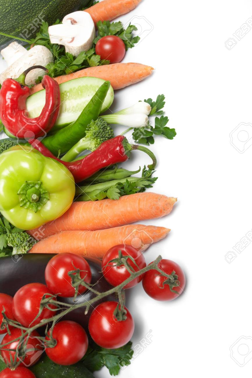Low Calorie Vegetables Stock Photo Picture And Royalty Free Image Image 8105053