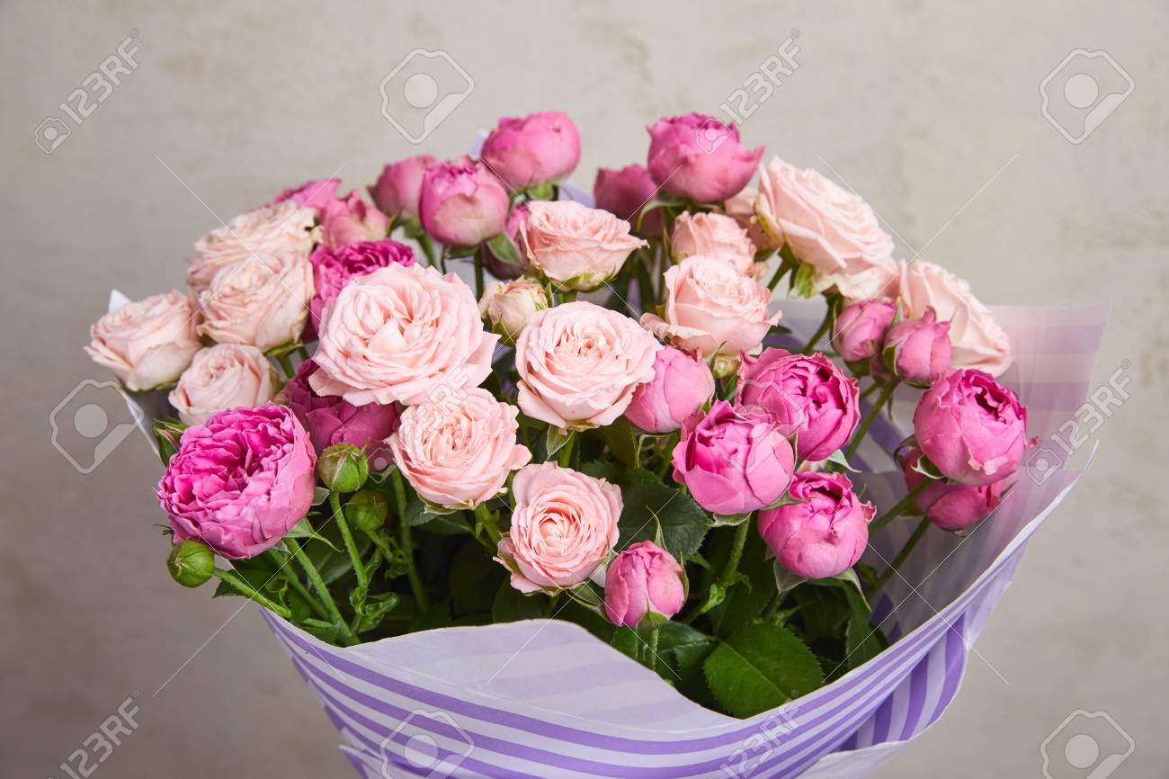 Nice Flower Bouquet Stock Photo Picture And Royalty Free Image
