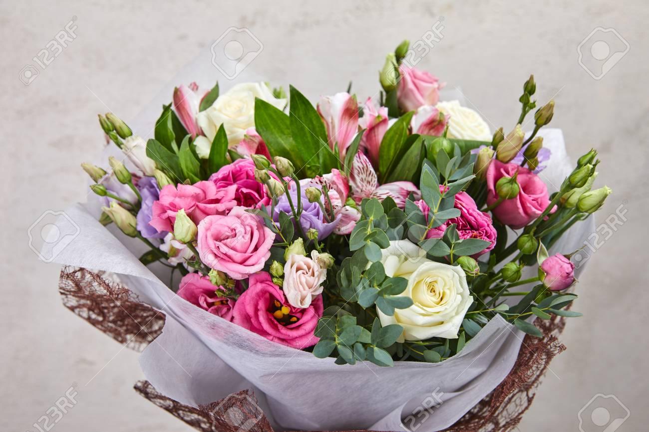 Nice Flower Bouquet Fotos Retratos Imgenes Y Fotografa De